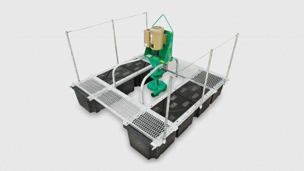 DairyFarming 3 Inch High Pressure Pump on Pontoon1 032015 tcm11 18546