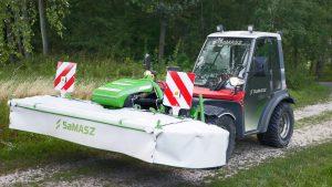 Kosiarka dyskowa Alpina 300 SaMASZ