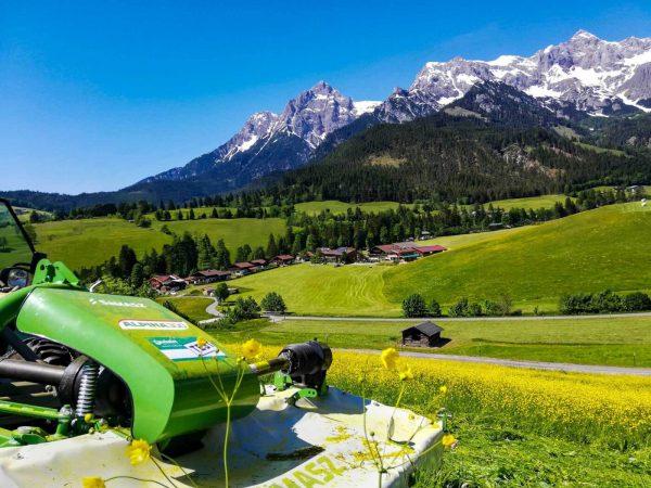 Kosiarka dyskowa Alpina 300 SaMASZ 03
