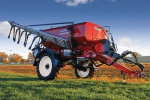 Valmar 8700 Pull Type Fertilizer Spreader