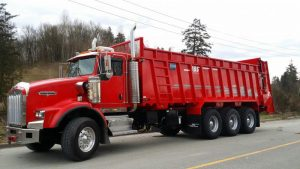 JBS Truck Mount Manure Spreader 2