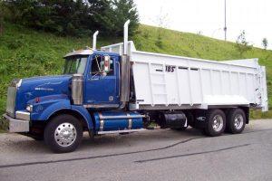 JBS Truck Mount Manure Spreader 6