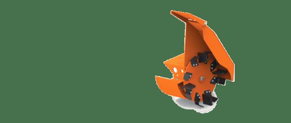 SaMASZ odmularka do rowow OR080 1